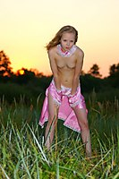 Angie Nude Outdoors - Picture 5