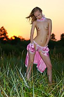 Angie Nude Outdoors - Picture 6