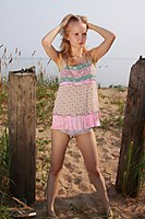 Skinny Petite Teen Angie Totalsupercuties Nude Shaved Pussy - Picture 10