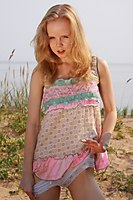 Skinny Petite Teen Angie Totalsupercuties Nude Shaved Pussy - Picture 7