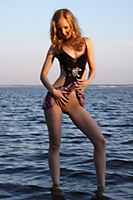Nude Pirate Teen - Picture 1